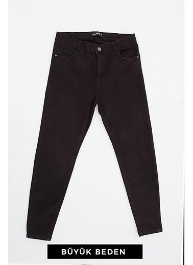 Modaset Jean Pantolon Siyah